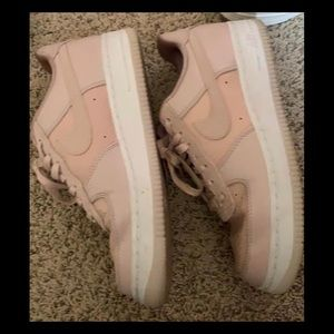 Nike Air Force 1 low 06 shoes pink
